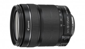 Canon EFS 18-135mm